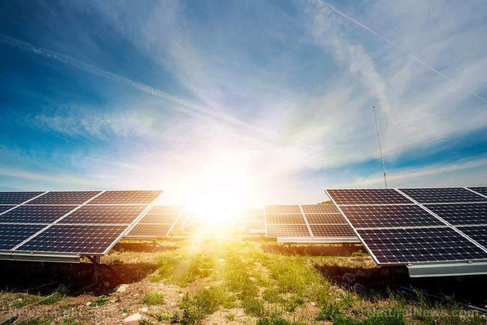 sun panels